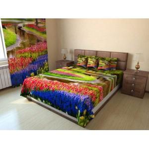 Покрывало Сад в цветах