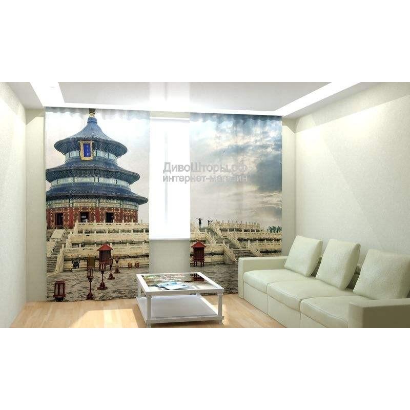 Фотошторы Храм неба в Пекине