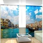 Фотошторы Летняя Венеция