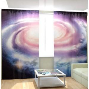 Фотошторы Далекая галактика