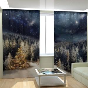 Фотошторы Ночь перед Рождеством