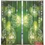 Фотошторы Зеленые шары