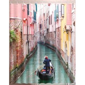Штора для ванной Венеция
