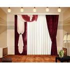 Шторы для гостиной/спальни Анжелика