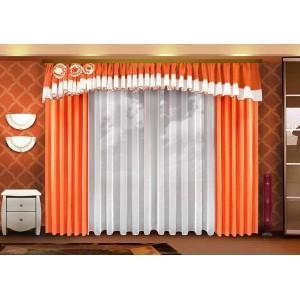 Шторы для гостиной/спальни Феруза