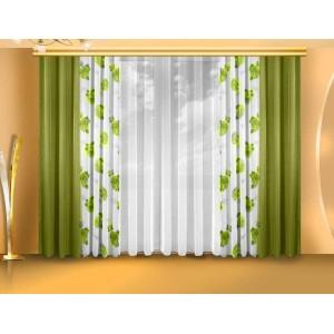 Шторы для гостиной/спальни Габриэлла